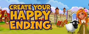 Promotional Image from Zynga's CastleVille